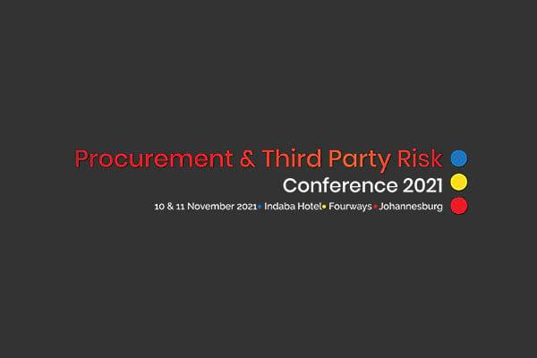 Events Procurment & Third Party Risk 10-11 November 2021