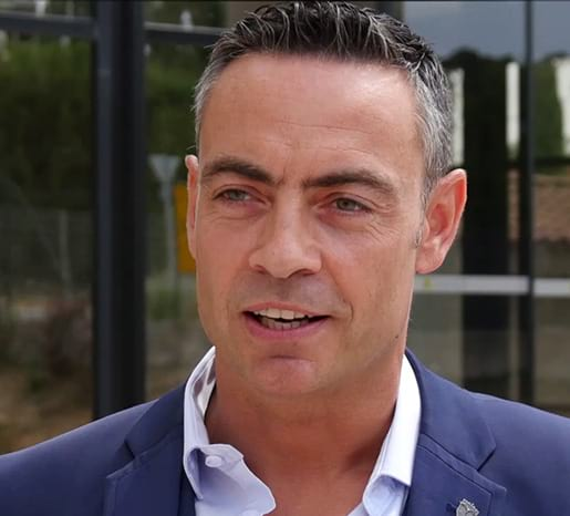 Stéphane Faustin-Leybach, Directeur Achats Groupe Naos
